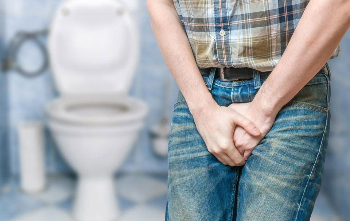 Causes of frequent urination problems in men